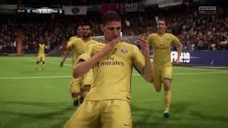 Fifa 18 goal celebrations (animations)