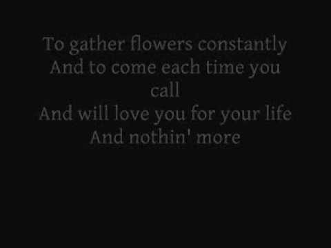 Johnny Cash and June Carter - It ain't me, babe with lyrics