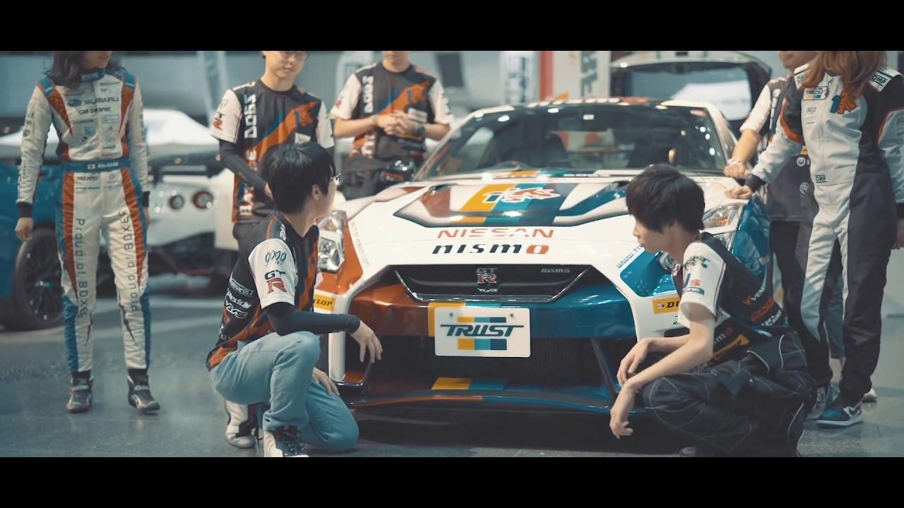 株式会社オートバックス協賛JeGT PR映像制作