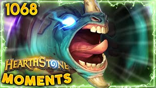 THE GREATEST REACTION TO A MISPLAY | Hearthstone Daily Moments Ep.1068