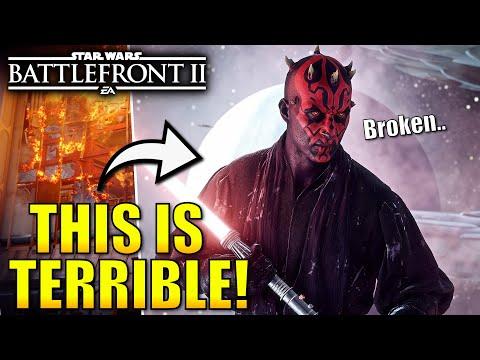 New Update Leaves Battlefront 2 In A HORRIBLE State! - Star Wars Battlefront 2