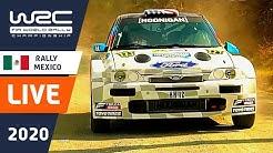 WRC - SHAKEDOWN REPLAY Rally Guanajuato México 2020 with Ken Block