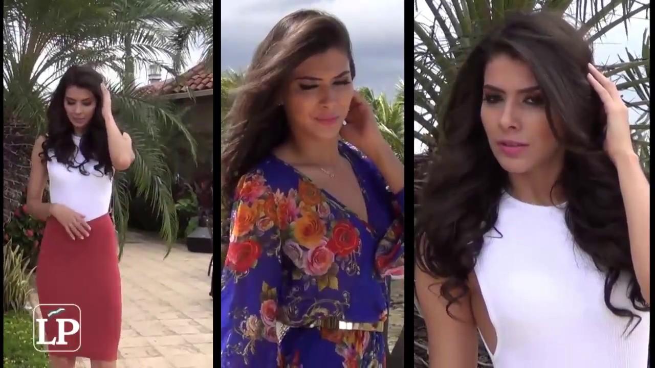 Berenice Quezada Crowned Miss Nicaragua 2017: Berenice Quezada Quiere Ser Miss Nicaragua 2017