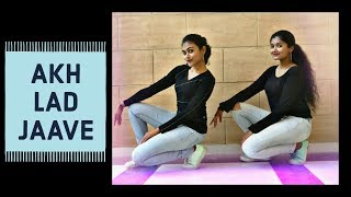 Akh Lad Jaave | Loveratri | Bollywood Dance Choreography by Shreeja Ft. Shrishti Kashyap