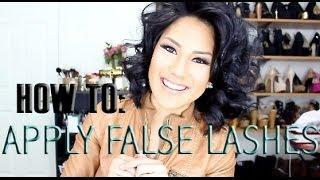 Baixar ♡ HOW TO: Appy False Eyelashes (Using Esqido Lashes)♡