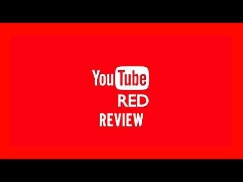YouTube Red Review & Walkthrough: This Is What You Get!