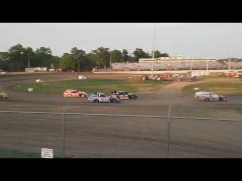 34 Raceway - Heat Race - 6/16/18