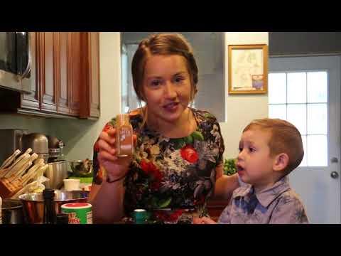 Mrs. Eden Claire Belizean Recado Chicken w Homemade Tortillas EPISODE 001