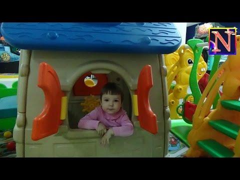 Детский игровой развлекательный комплекс: Лабиринт, Игровые автоматы Childrens play complex