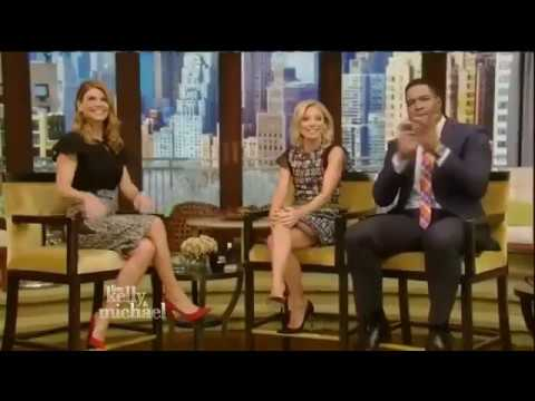 Lori Loughlin interview When Calls the Heart TV Series Live With Kelly and Michael  2016