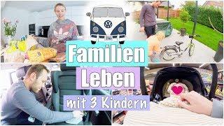 Familien Vlog | Auto putzen & Wocheneinkauf im Edeka | Food Haul | Isabeau
