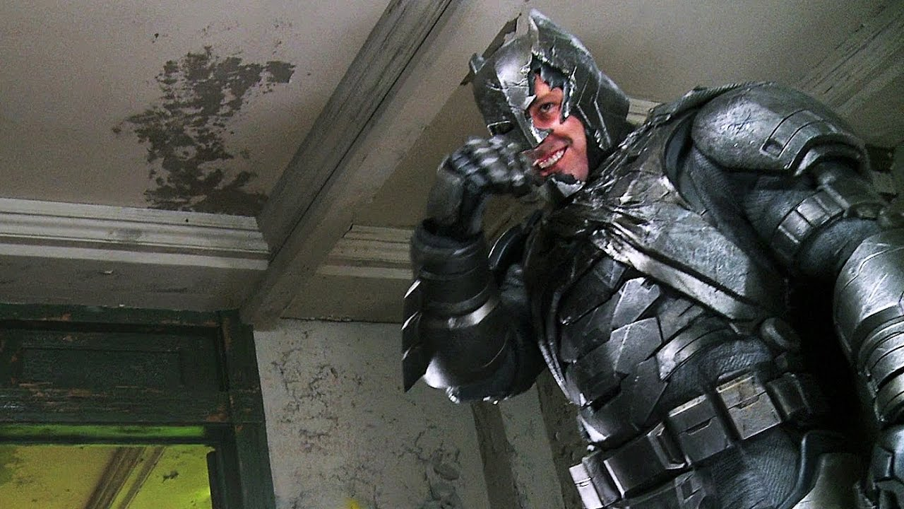 Save Martha Batman V Superman Behind The Scenes
