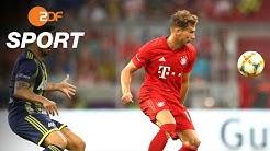 FC Bayern München - Fenerbahce Istanbul 6:1 - Die Highlights | Audi Cup 2019 - ZDF SPORTextra