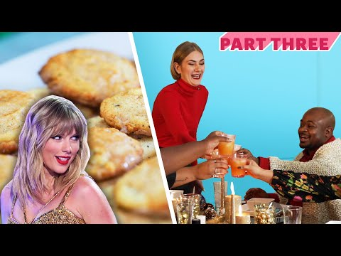 I Challenged Myself To Make Taylor Swift's Dessert For My Friends • Holiday Dinner Series: Part 3