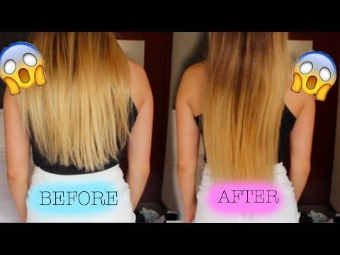 How To Grow Your Hair In 1 Day 2015!