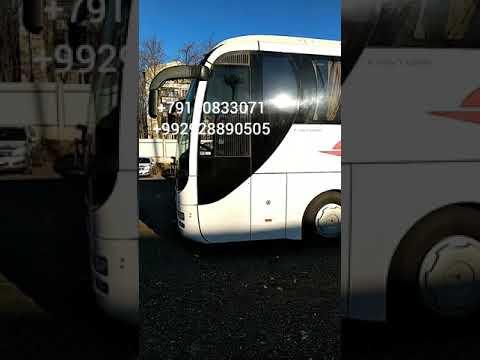 Автобус Москва-Душанбе, Москва-Худжанд
