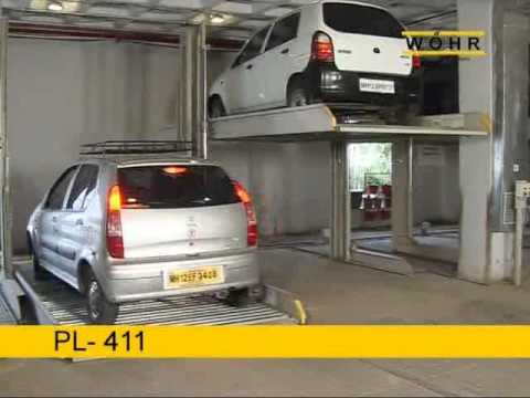 Stack Parking System - Krishna Park Infracon