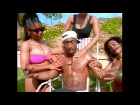 2pac - Pain Remix (2017)