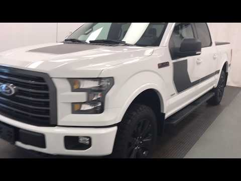 2017 Ford F-150  Review lethbridge ab - Davis GMC Buick Lethbridge Appraisal Grid