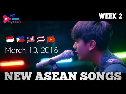 New Asean Pop - March 10, 2018 (Week 2)