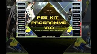Видео-урок как пользоваться Kit Progamme 1.0 для PES 2016