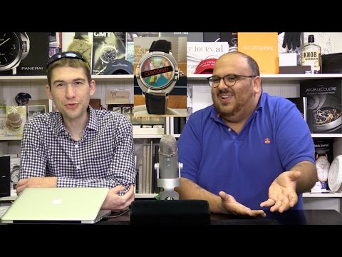 Best Of The Worst ! Our Guilty Pleasure Watches with Tim - Federico Talks Watches