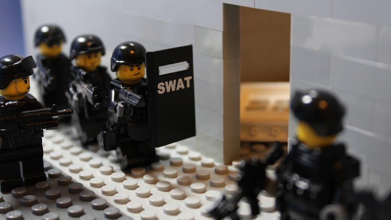 Lego Swat Breaching Youtube