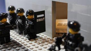 Lego SWAT - Breaching