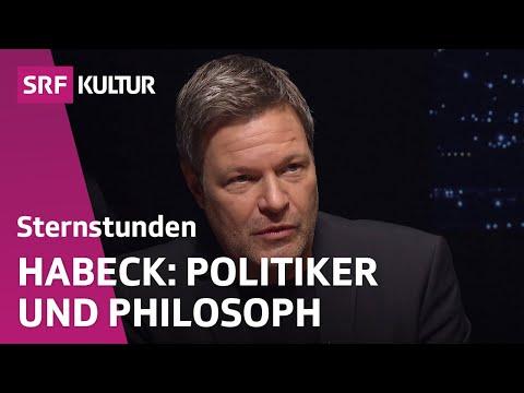 Robert Habeck und sein Prinzip Verantwortung | Sternstunde Philosophie | SRF Kultur