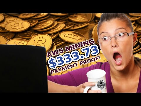 AWS Mining Review & Update - $333.73 Witdrawal Proof! (Must See)