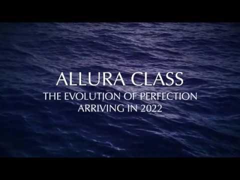 Oceania Announces New Allura Class Ships - Arriving 2022