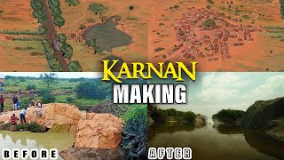 Karnan Grand Making Video Exclusive | Dhanush | Ramalingam | Mari Selvaraj
