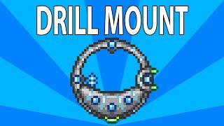 Poradnik Terraria 1.3 - Drill Mount (Drill Containment Unit)
