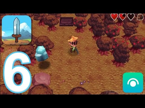 Evoland - Gameplay Walkthrough Part 6 (iOS, Android)