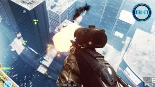 Ali-A Plays BF4! - Battlefield 4 MULTIPLAYER Gameplay! - BF4 Sniping Online 1080p HD!