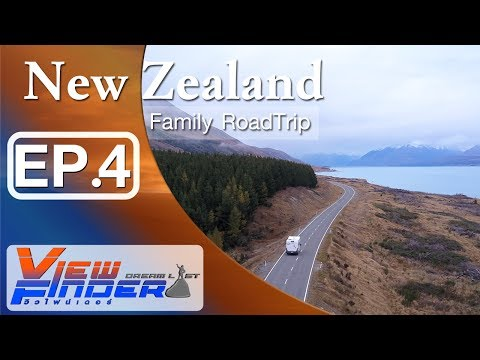 Viewfinder Dreamlist ตอน ริชาพาเที่ยว New Zealand Family Road trip EP.4