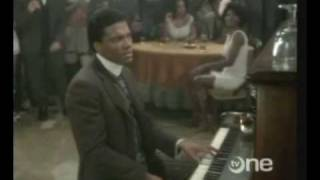 Piano Cutting Contest ( Billy Dee William, Clifton Davis, Eubie Blake, and  Art Carney )