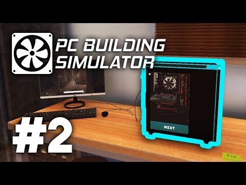 TIM SCAMMED CUSTOMERS  PC Building Simulator 2