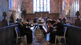 Trumpet Voluntary (Clarke) Wedding String Quartet