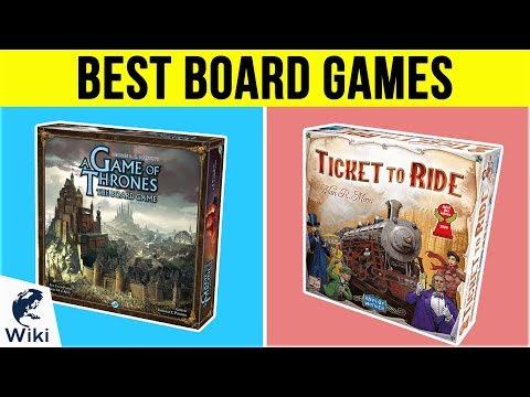 10 Best Board Games 2019