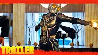 Ant-Man and the Wasp (2018) Primer Tráiler Oficial Subtitulado