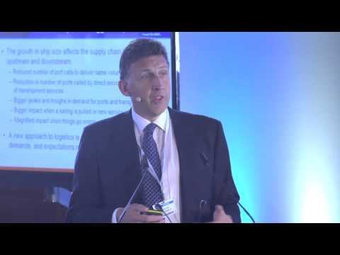 Container Shipping & The Supply Chain - Adrian Jones, Director South Europe, MOL (Europe) Ltd