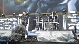 VolBeat - Pool of Booze, Booze, Booza Live at download festival 2014