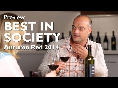 PREVIEW | Bird In Hand: Best In Society Autumn Red 2014