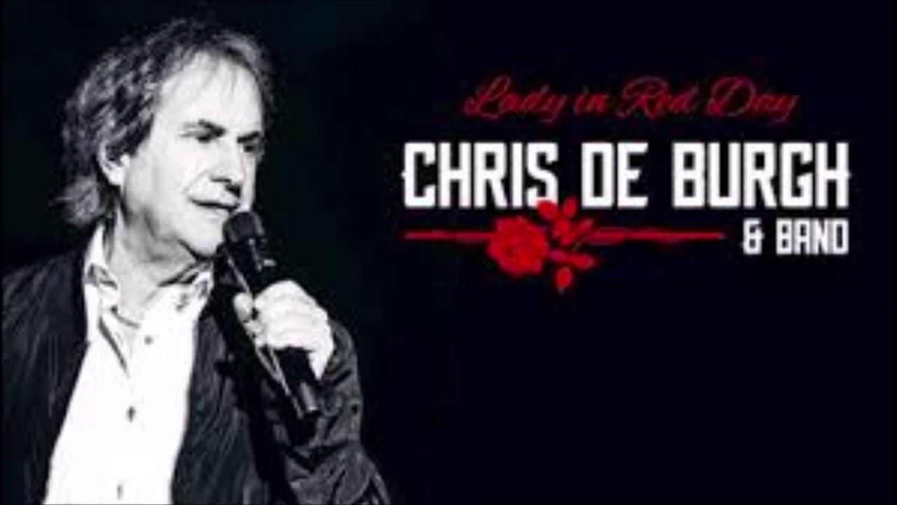 Chris De Burgh 2019