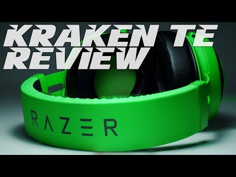 Razer Kraken Tournament Edition Review: THX Spatial A Game Changer?