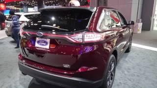 2018 Ford Edge SEL Sport