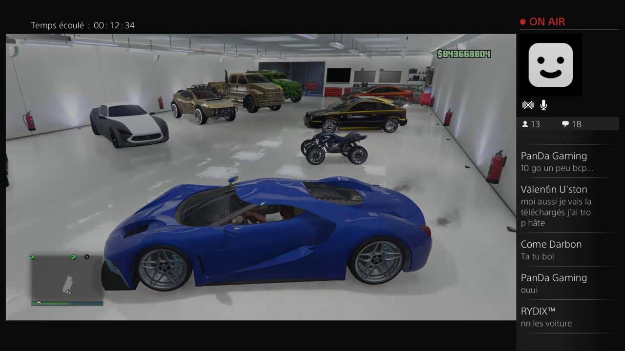Gta 5 Online Dlc Mise A Jour Finance Et Crime Live Youtube