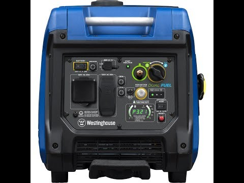 New Dual Fuel I Gen 4500 Westinghouse in-depth review.