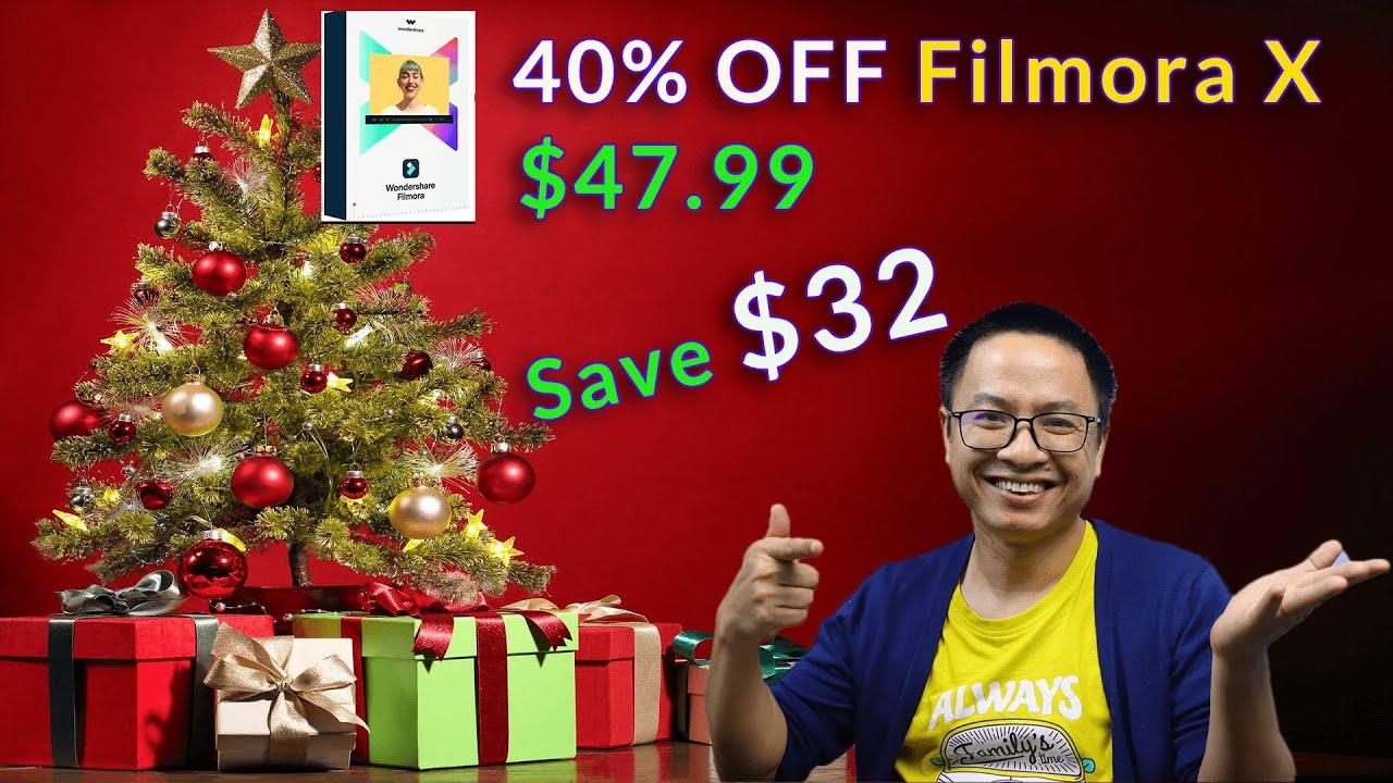 How To Get Filmora 20 Off Discount Coupon Code 2019 Verified